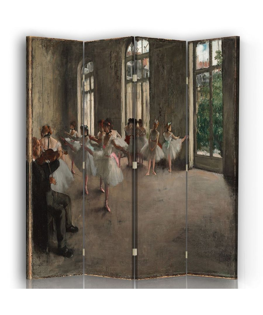 Image for Rehearsal - Room Divider - Edgar Degas