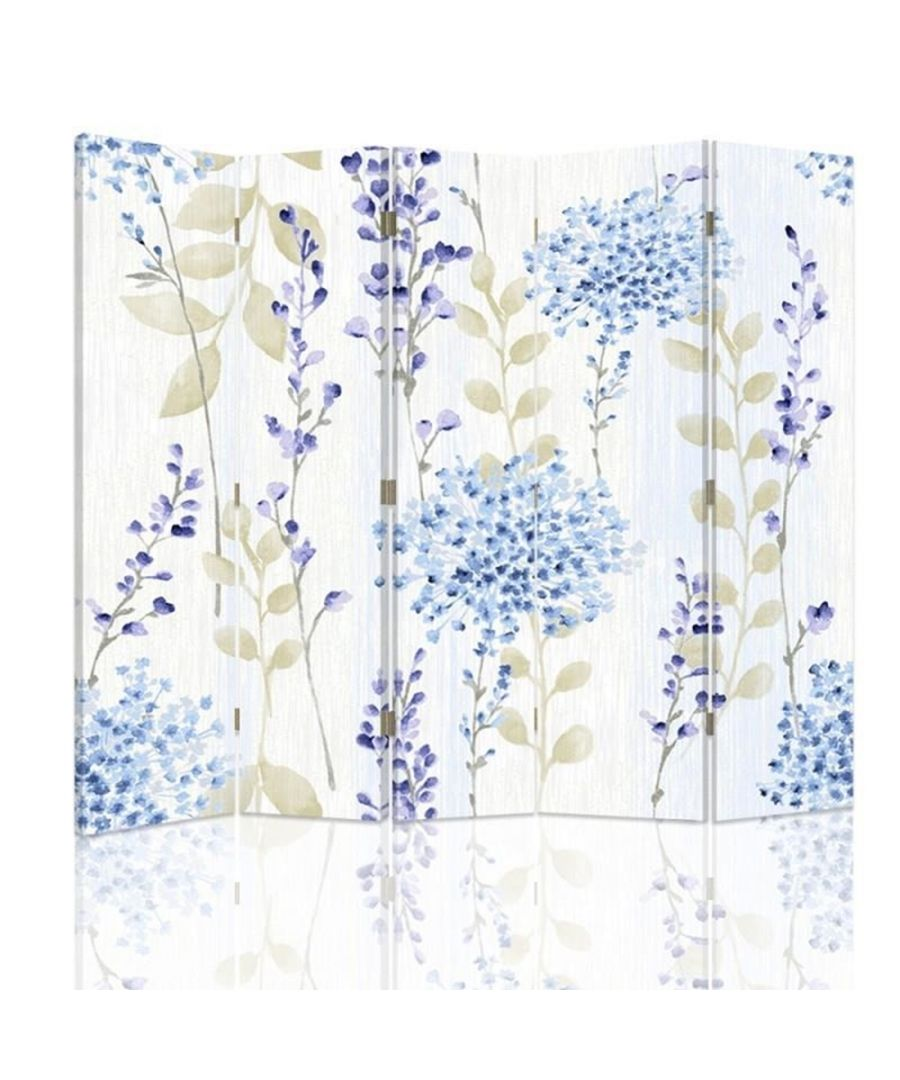Image for Country Blossoms - Room Divider