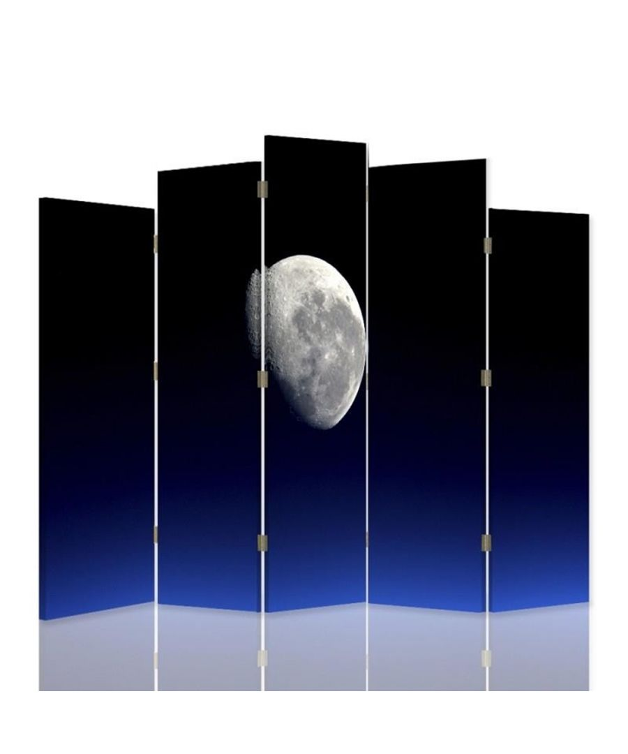 Image for Full Moon - Room Divider - cm. 180x180 (5 panels)