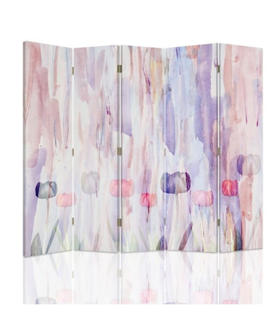 Image for Modern Art Tulip - Room Divider