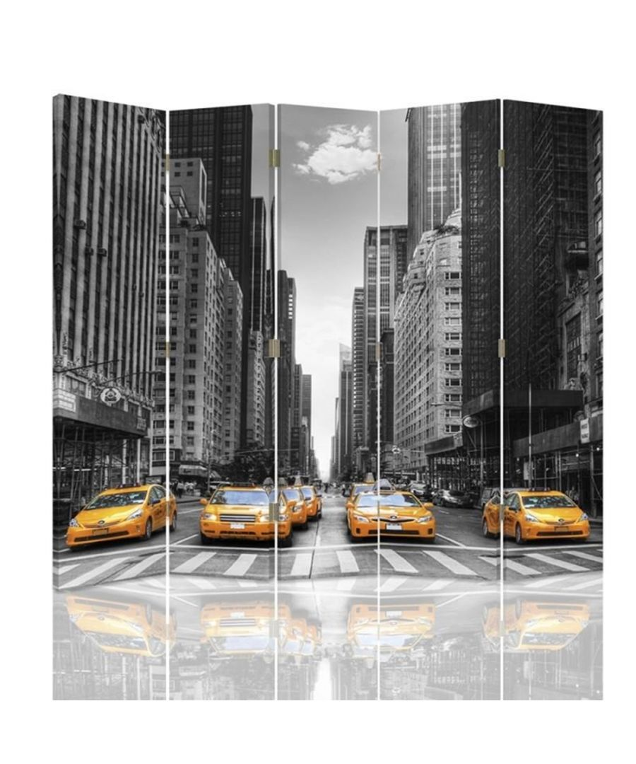 Image for NYC Cab - Room Divider