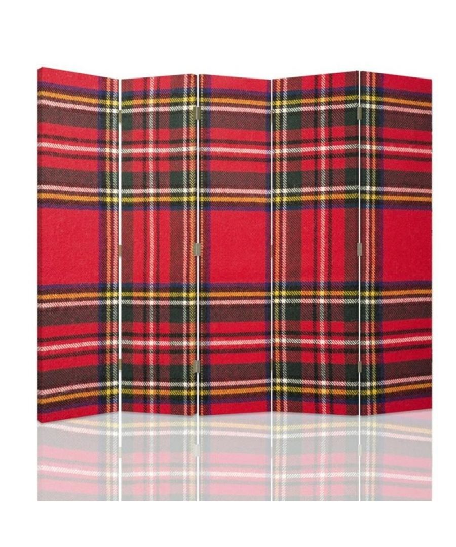 Image for Tartan - Room Divider