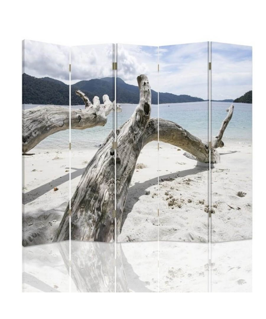 Image for White Sand - Room Divider