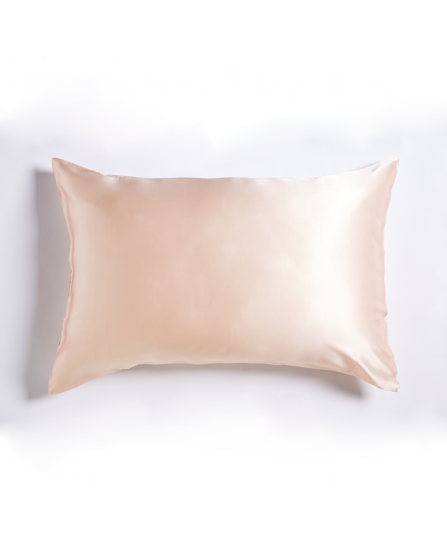 Image for Mulberry Silk Pillowcase Blush