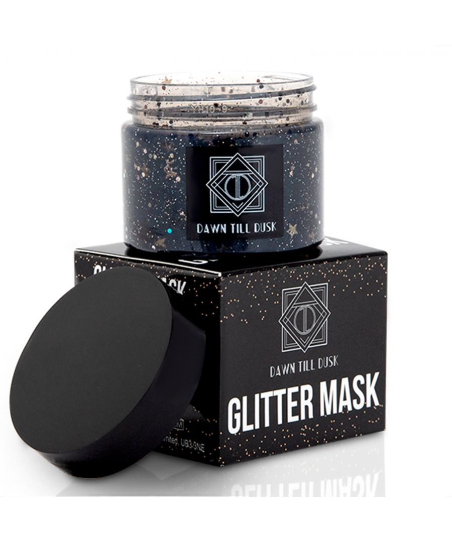 Image for Dawn Till Dusk Glitter Mask