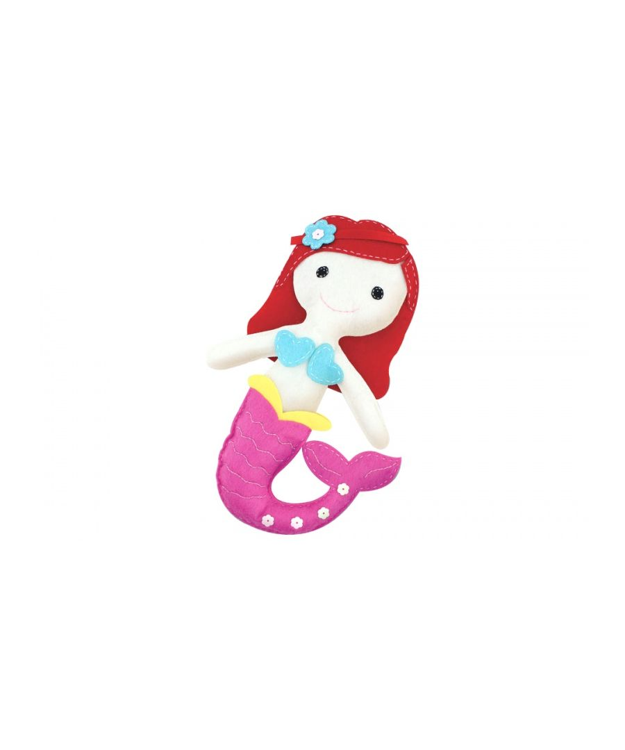 Image for Make Your Own Felt & Stuff Mermaid