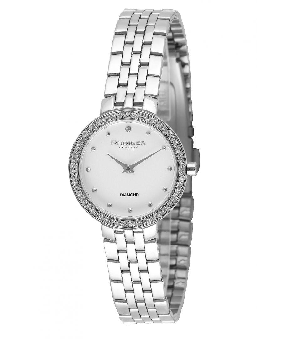 Image for Rudiger Women's Hesse R3300-04-001 Watch
