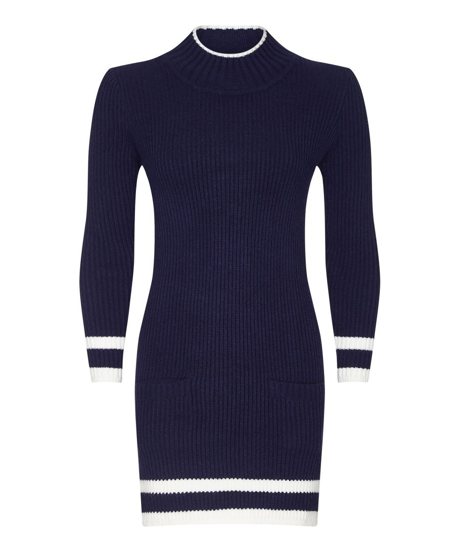 Image for Two Pockets Knitted Bodycon