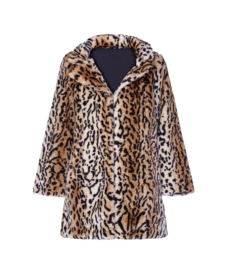 Image for Tiger Print Coat
