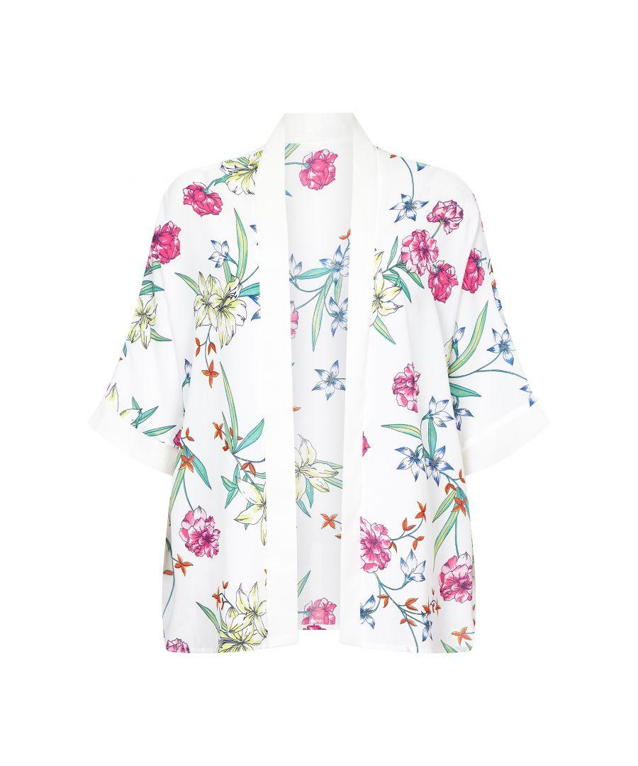 Image for Floral Kimono