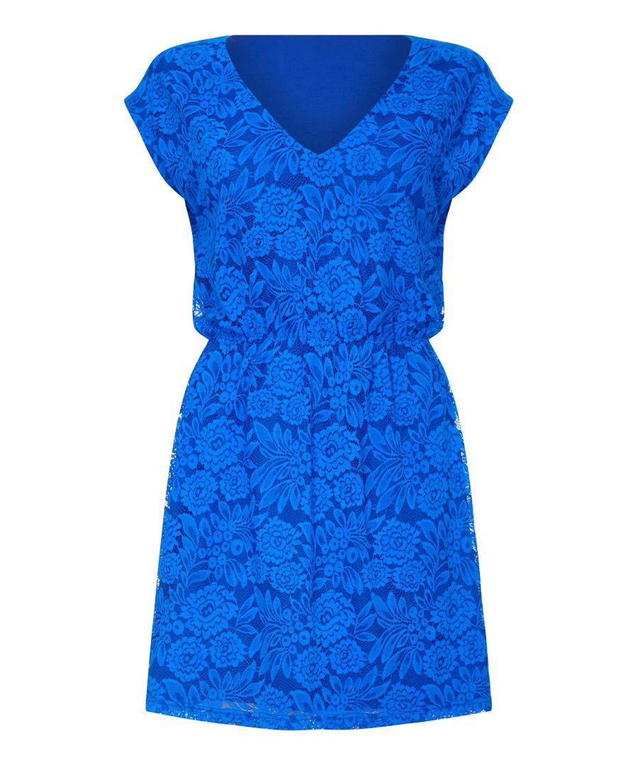 Image for Lace Elasticated Waist Dress