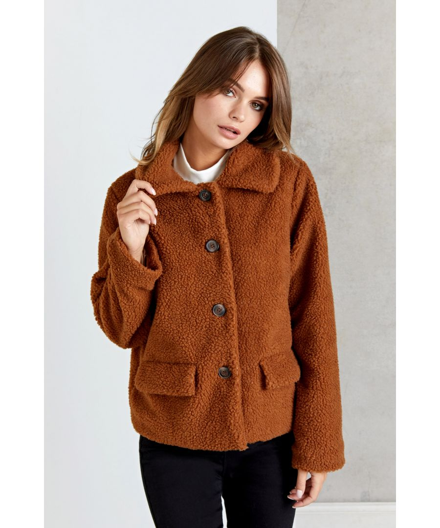 Image for Teddy Jacket