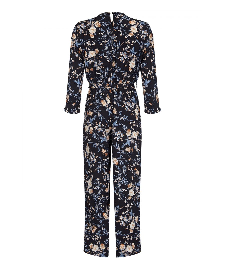 Image for Midnight Blossom Jumpsuit