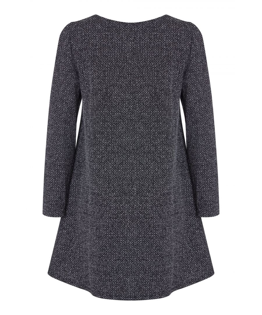 Image for Woven Tunic Dress