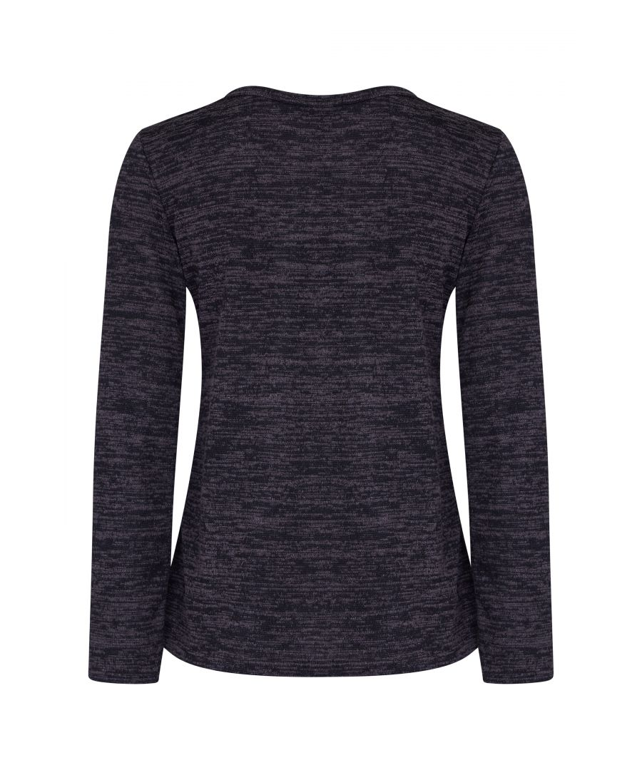Image for Button Detail Long Sleeve Top
