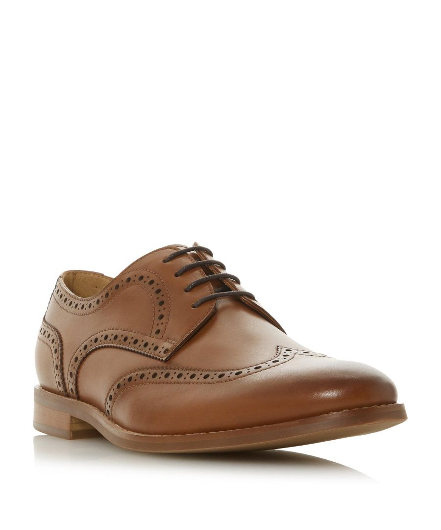 Image for Dune Mens RADIATE Lace Up Brogue Shoe