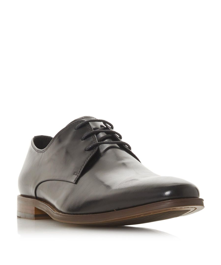 Image for Dune Mens RADIOACTIVE Lace Up Gibson Shoe