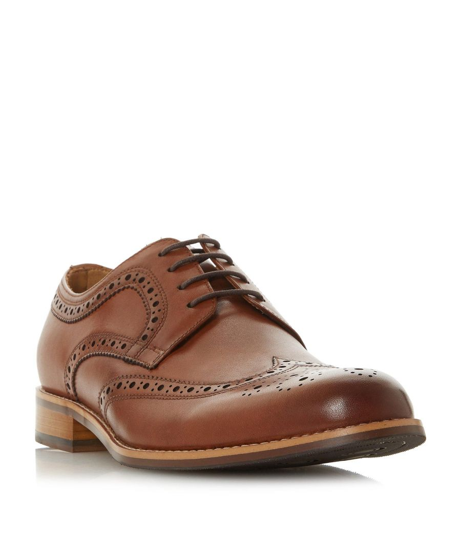 Image for Dune Mens RAIDCLIFFE Lace Up Brogue