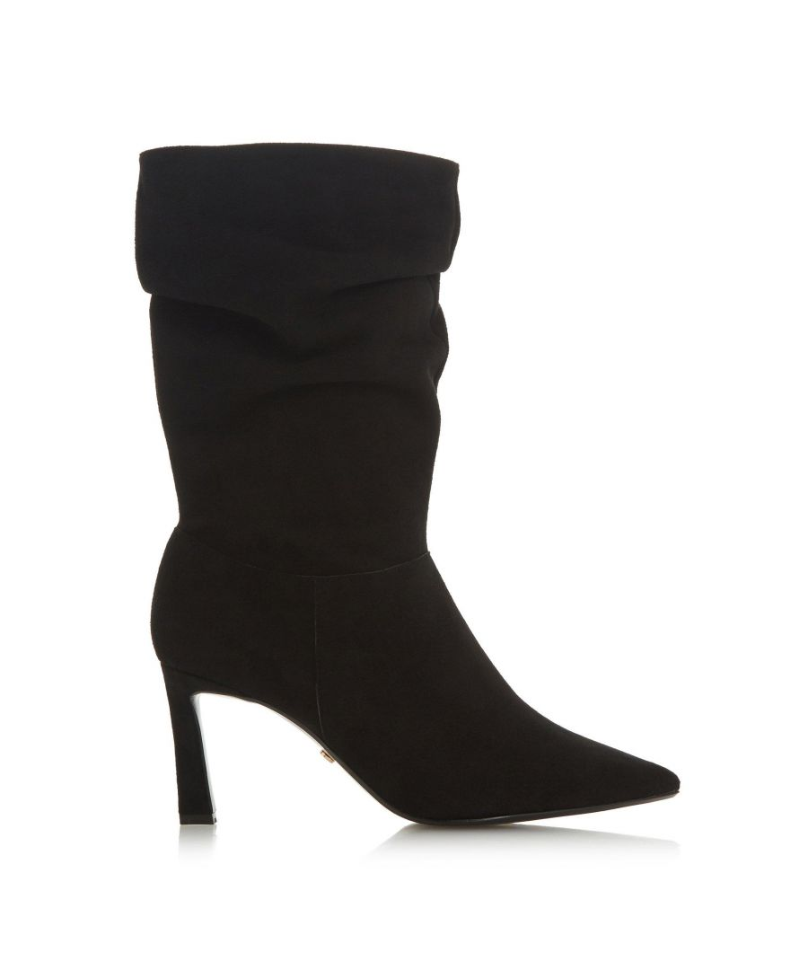 Image for Dune Ladies RAMIRA Pointed Calf Heeled Boots