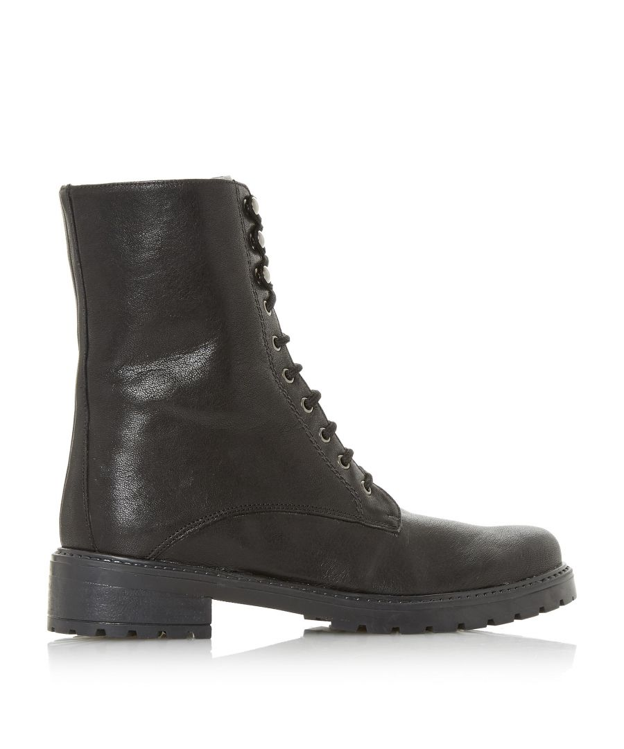 Image for Dune Ladies RAYKO Lace Up Worker Boots