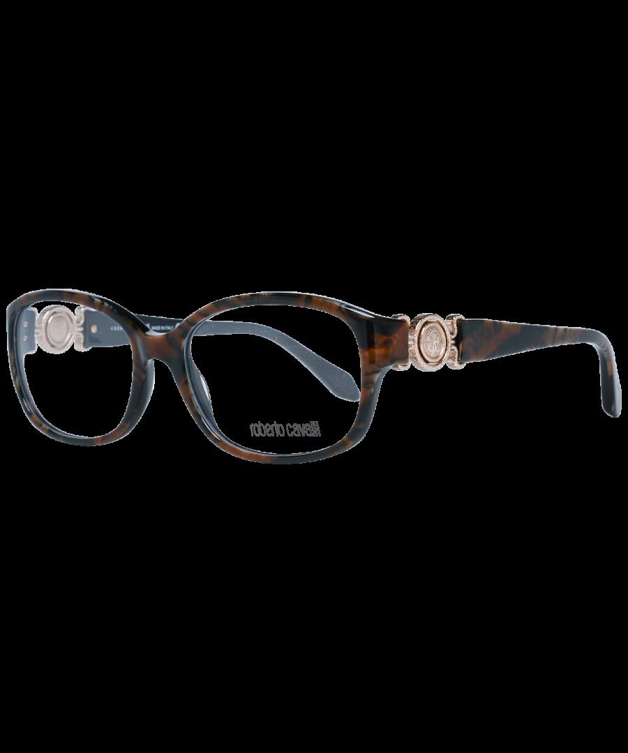 Image for Roberto Cavalli Optical Frame RC0713 056 54 Women Brown