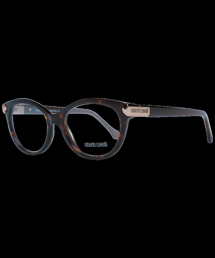 Image for Roberto Cavalli Optical Frame RC0840 052 53 Women Brown