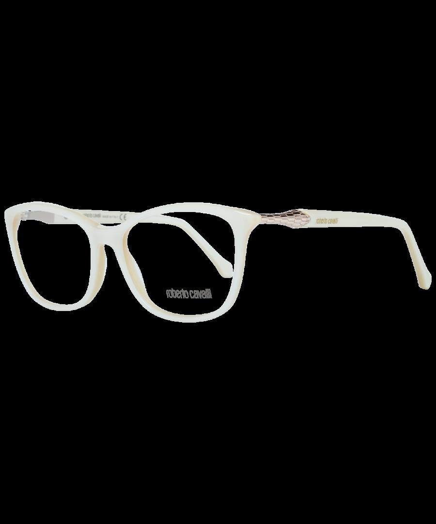Image for Roberto Cavalli Optical Frame RC0952 024 54 Women Pearl