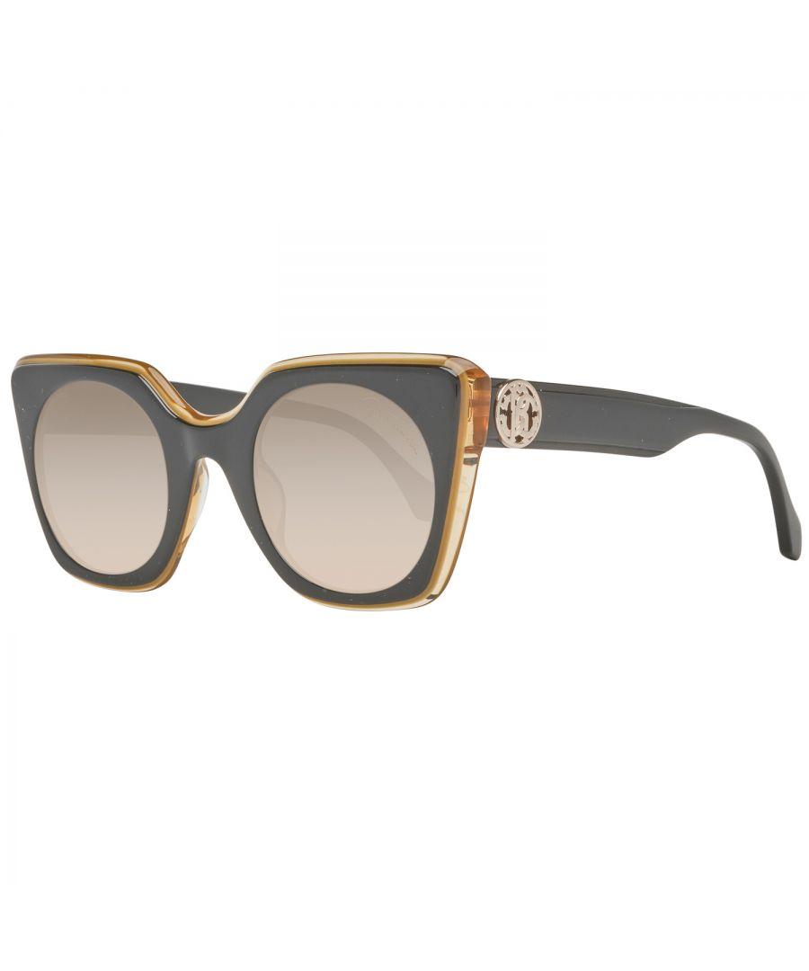 Image for Roberto Cavalli Sunglasses RC1068 05B 48 Women Multicolor