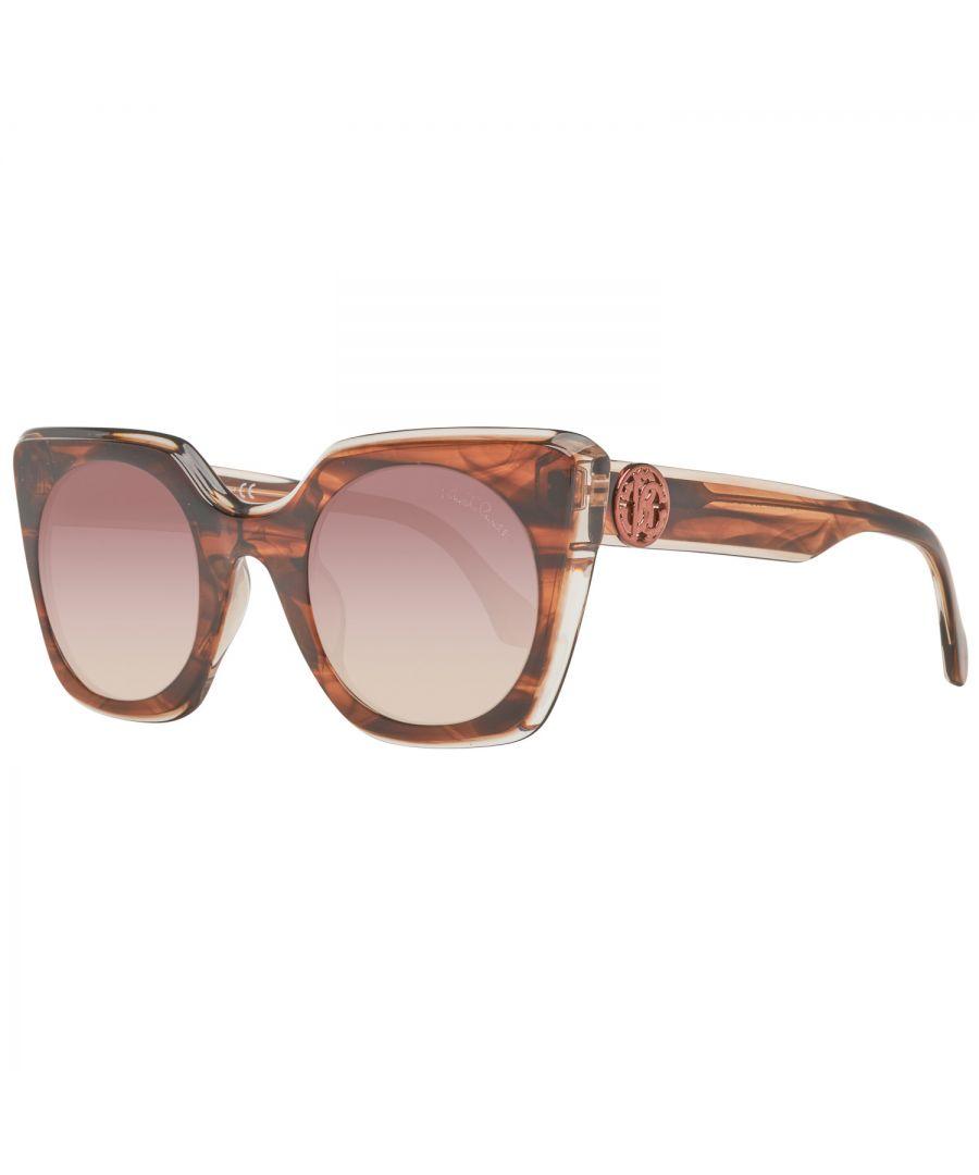 Image for Roberto Cavalli Sunglasses RC1068 56G 48 Women Brown