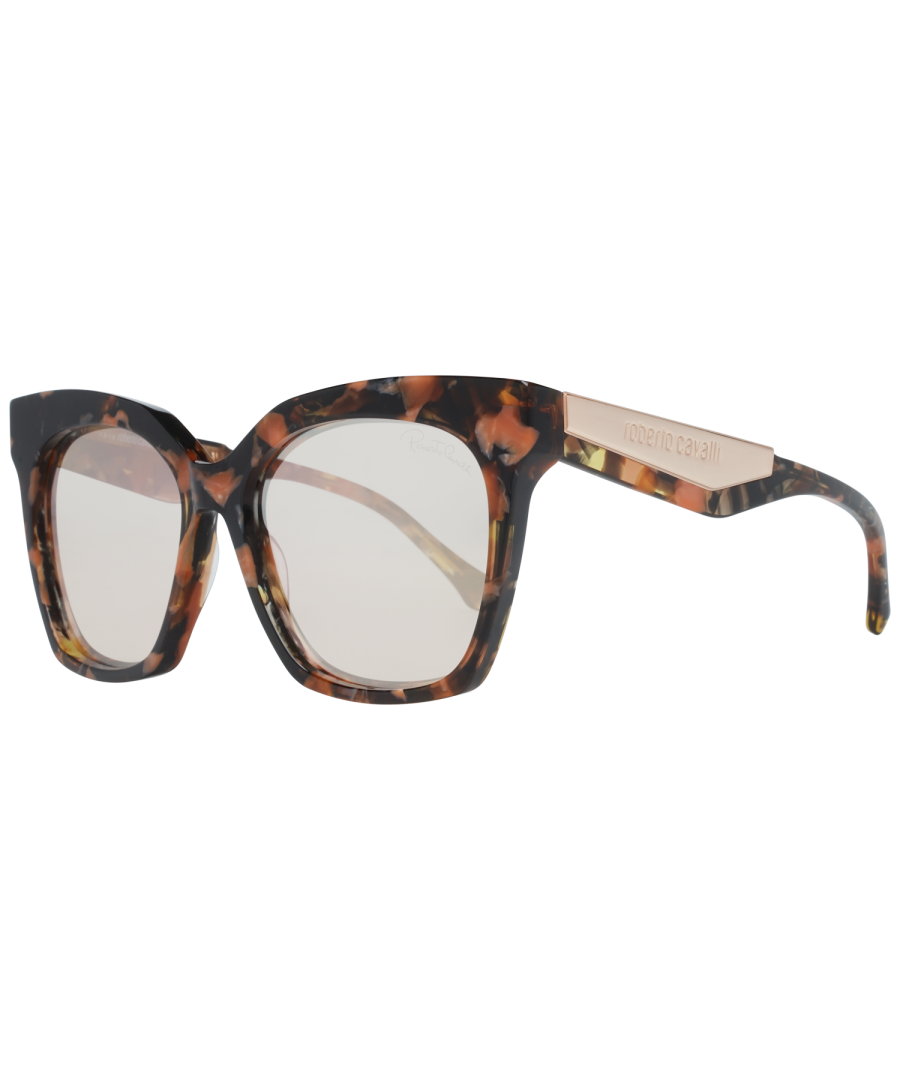 Image for Roberto Cavalli Sunglasses RC1097 55G 57 Women Brown