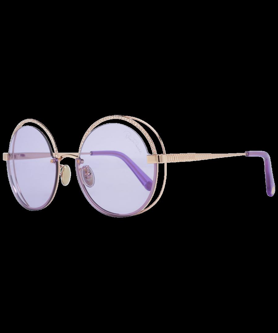 Image for Roberto Cavalli Sunglasses RC1101-F 33S 60 Women Rose Gold