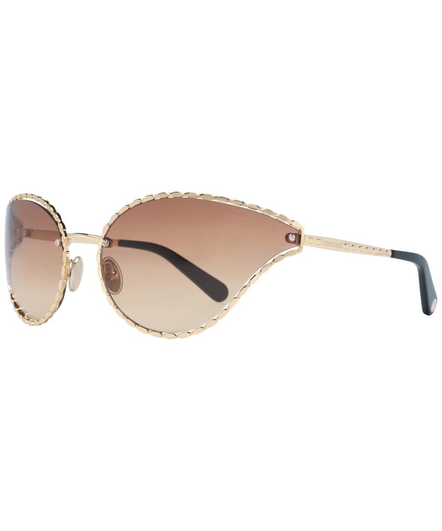 Image for Roberto Cavalli Sunglasses RC1124 30F 71 Women Gold