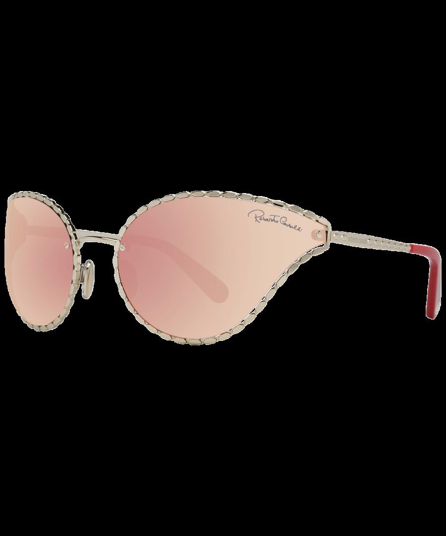 Image for Roberto Cavalli Sunglasses RC1124 32U 71 Women Gold