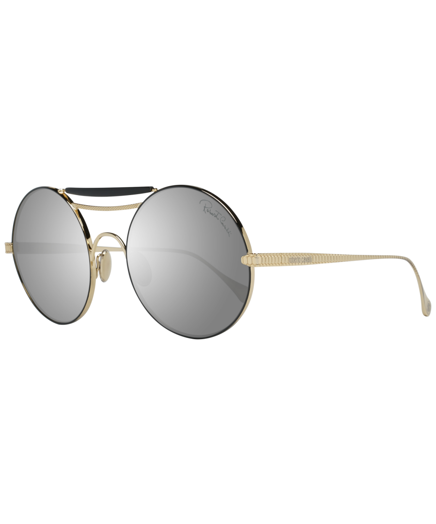Image for Roberto Cavalli Sunglasses RC1137 30A 58 Women Gold