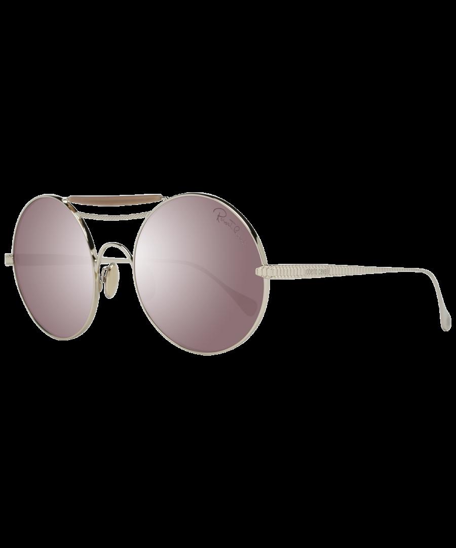 Image for Roberto Cavalli Sunglasses RC1137 32G 58 Women Gold