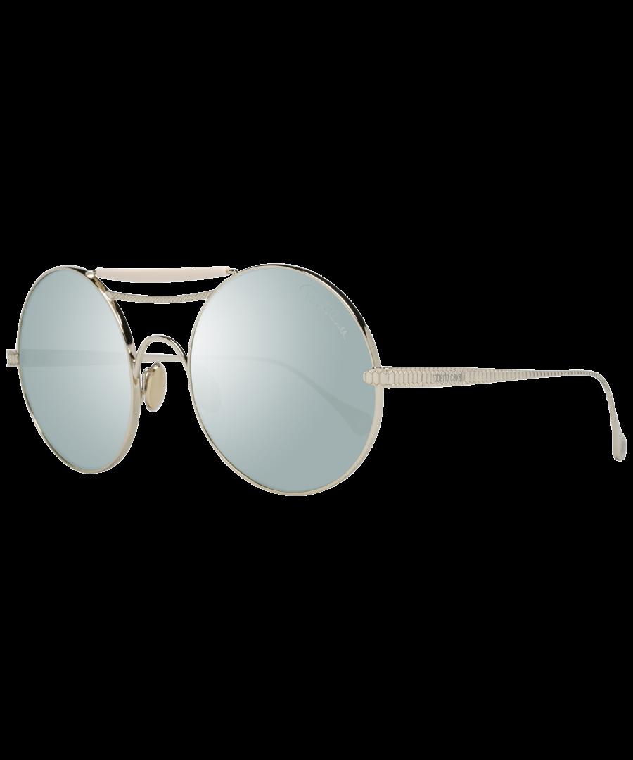 Image for Roberto Cavalli Sunglasses RC1137 32Q 58 Women Gold