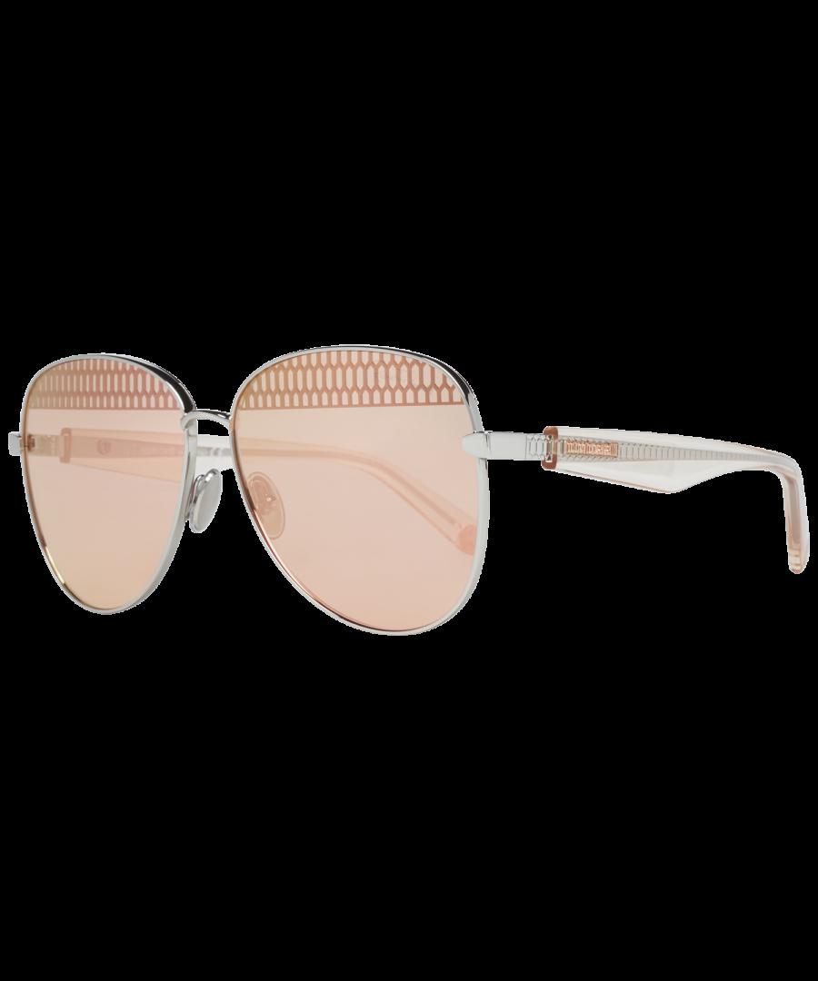 Image for Roberto Cavalli Sunglasses RC1139 16U 60 Women Silver
