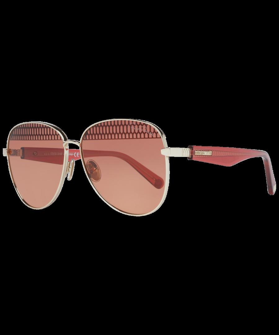Image for Roberto Cavalli Sunglasses RC1139 32T 60 Women Gold