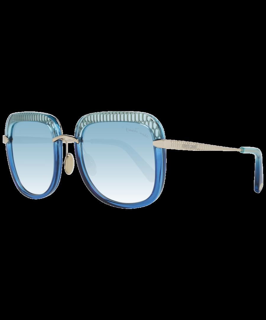 Image for Roberto Cavalli Sunglasses RC1140 86X 53 Women Blue