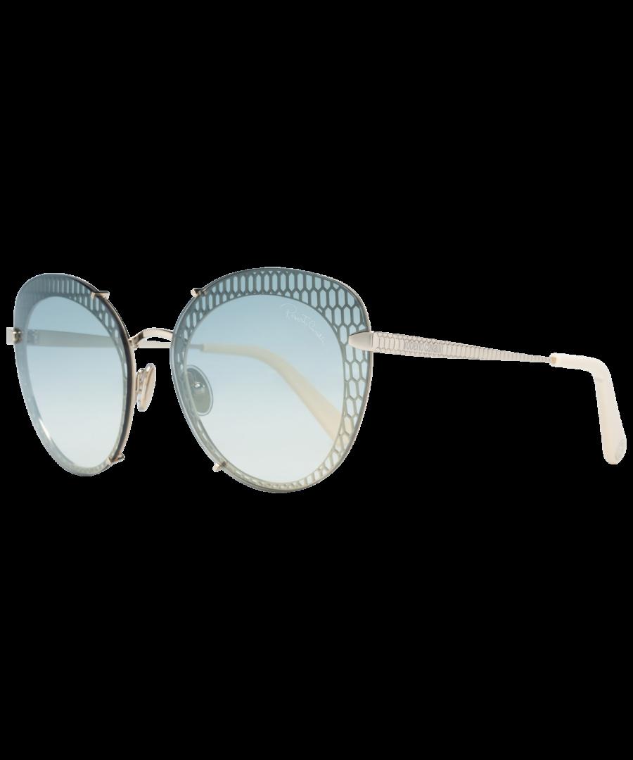 Image for Roberto Cavalli Sunglasses RC1141 32Q 63 Women Gold
