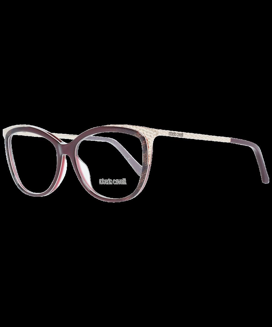Image for Roberto Cavalli Optical Frame RC5031 068 54 Women Purple