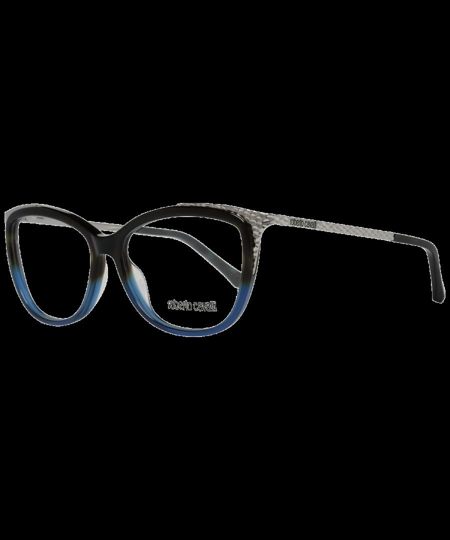 Image for Roberto Cavalli Optical Frame RC5031 A56 54 Women Blue