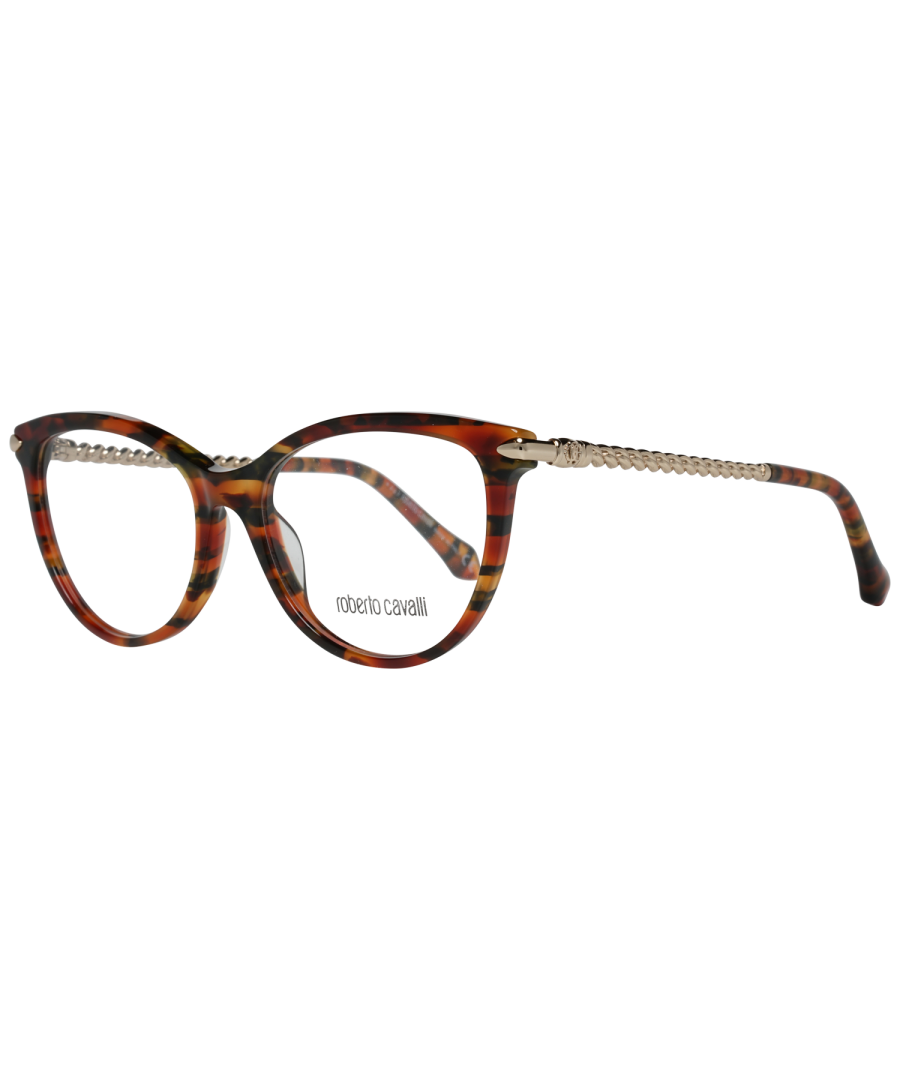 Image for Roberto Cavalli Optical Frame RC5045 A55 53 Women Brown