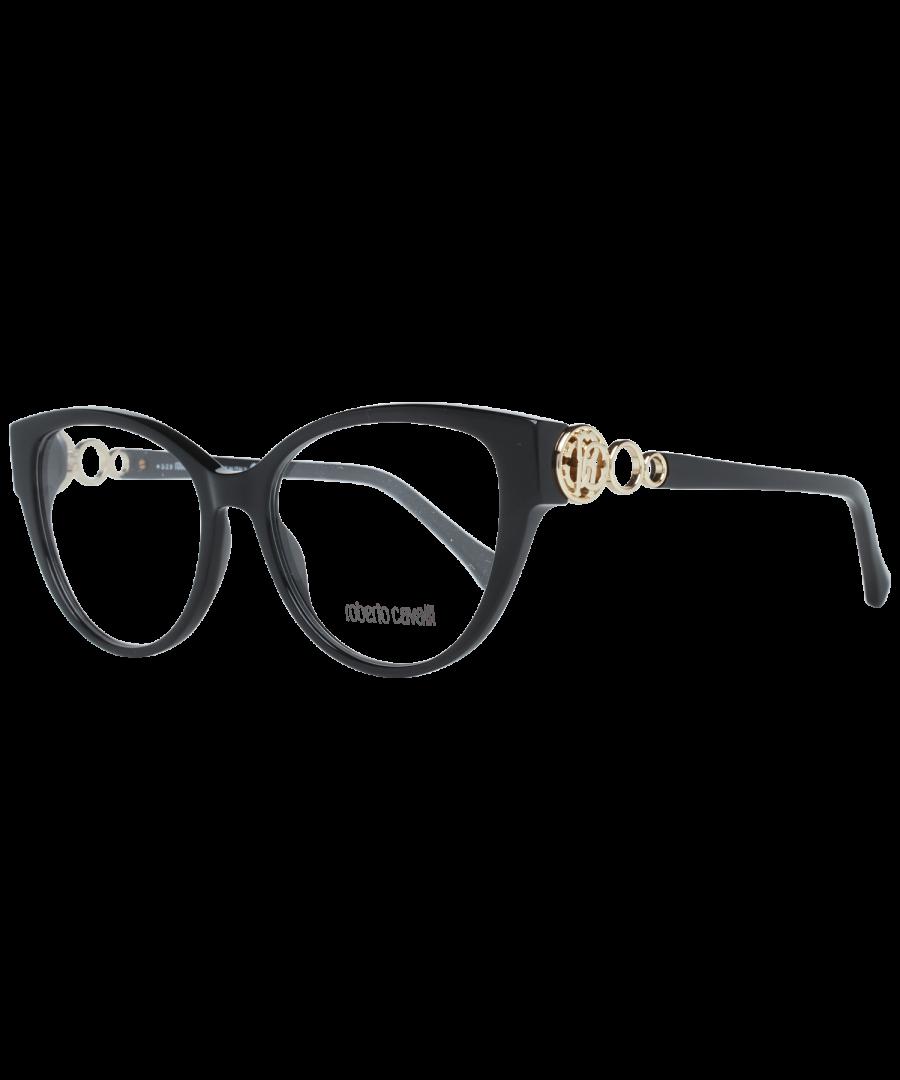 Image for Roberto Cavalli Optical Frame RC5057 001 54 Women Black