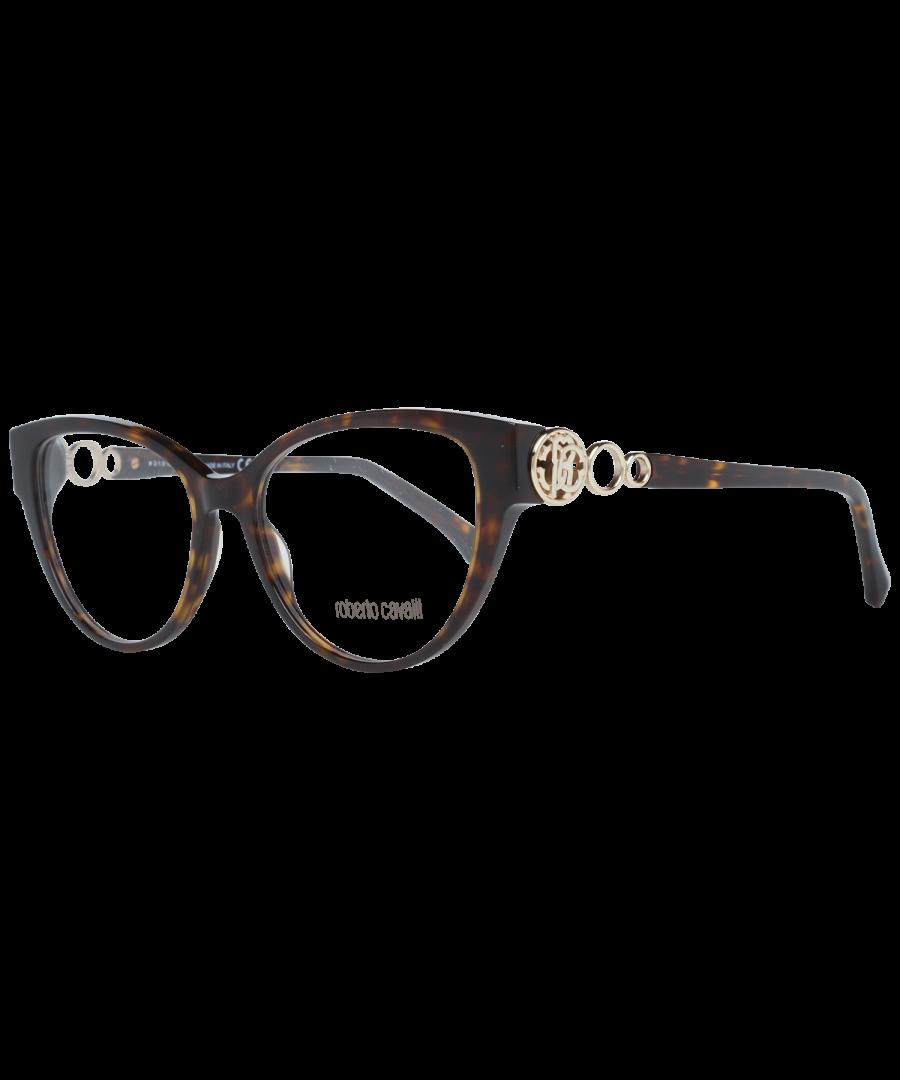 Image for Roberto Cavalli Optical Frame RC5057 052 54 Women Brown