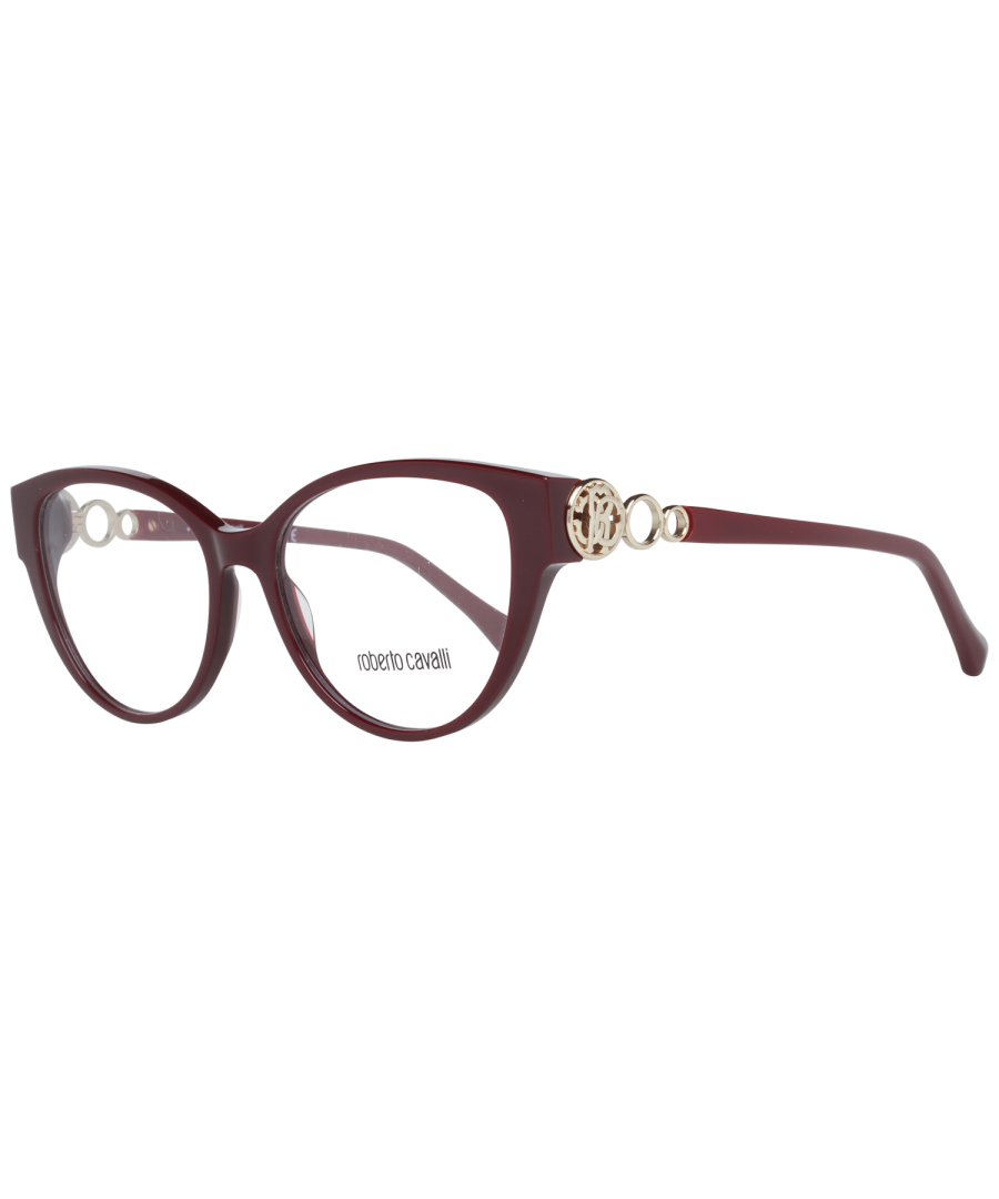 Image for Roberto Cavalli Optical Frame RC5057 069 54 Women Red