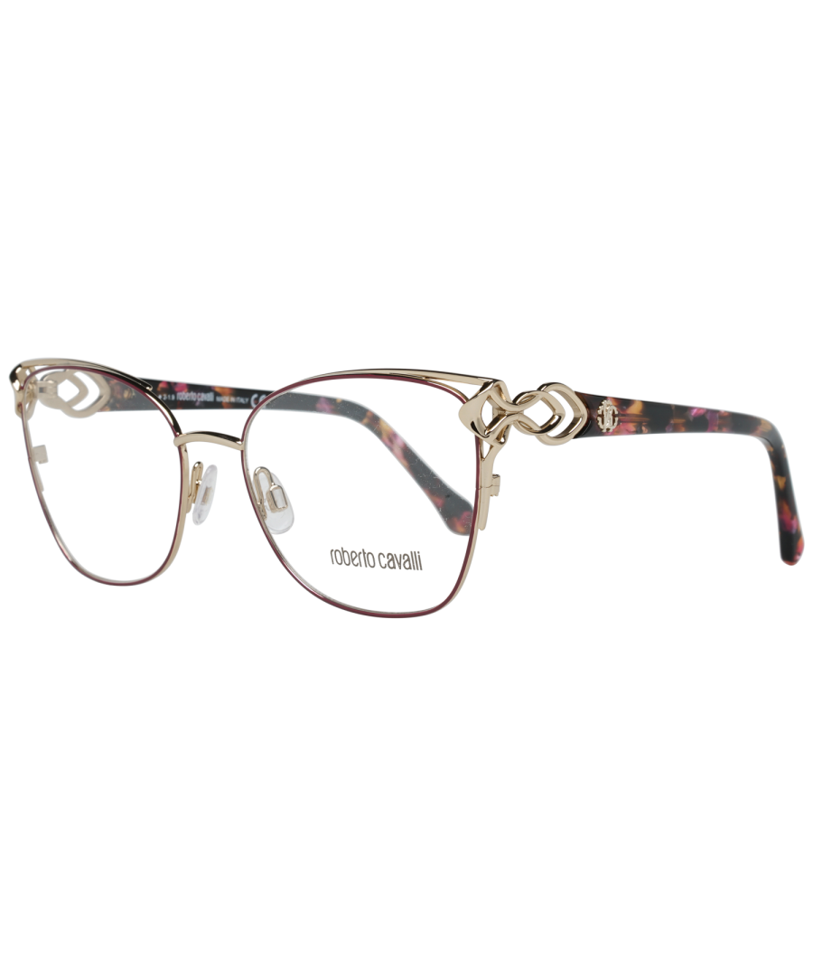 Image for Roberto Cavalli Optical Frame RC5062 A31 53 Women Gold