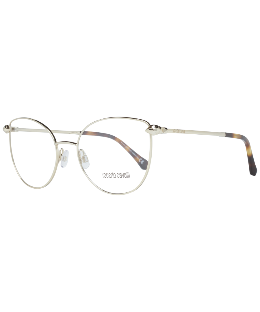 Image for Roberto Cavalli Optical Frame RC5065 032 55 Women Gold