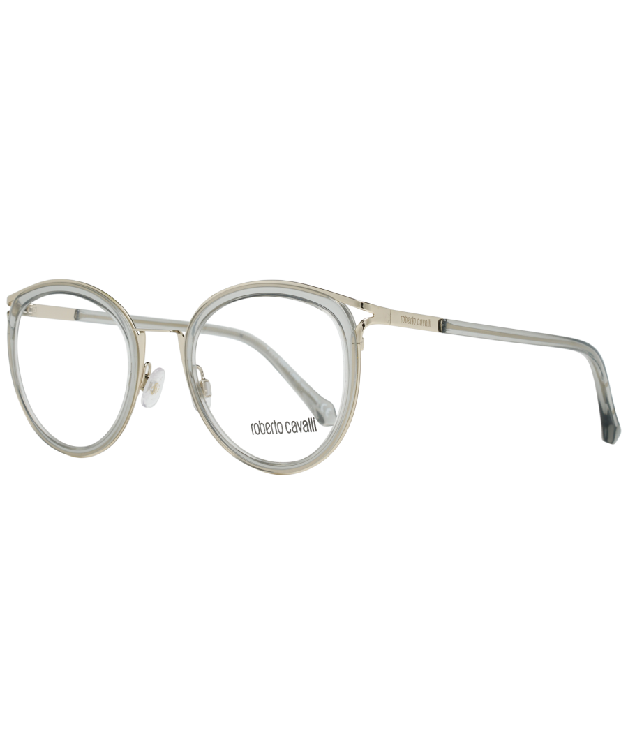 Image for Roberto Cavalli Optical Frame RC5070 020 49 Women Silver