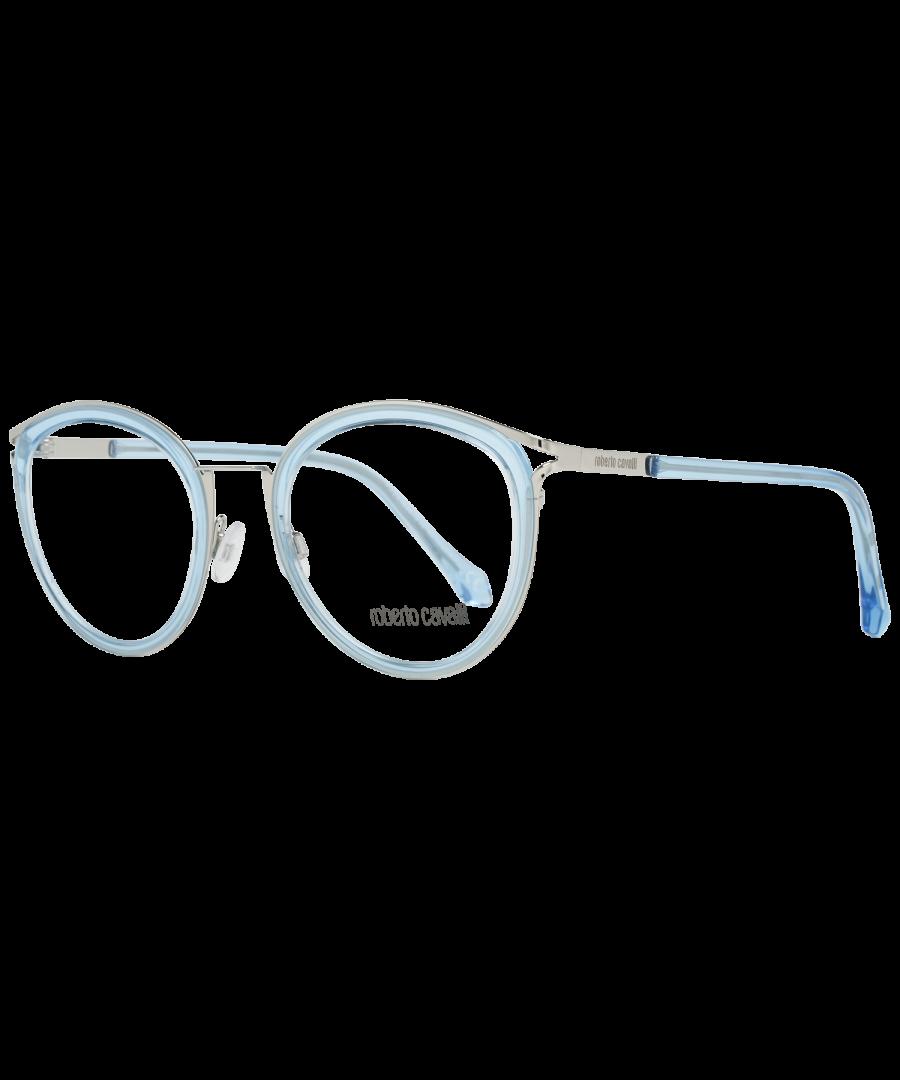 Image for Roberto Cavalli Optical Frame RC5070 084 49 Women Blue
